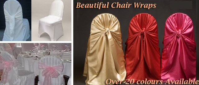 Chair covers asia 2008 wholesale chair covers sashes and table linen